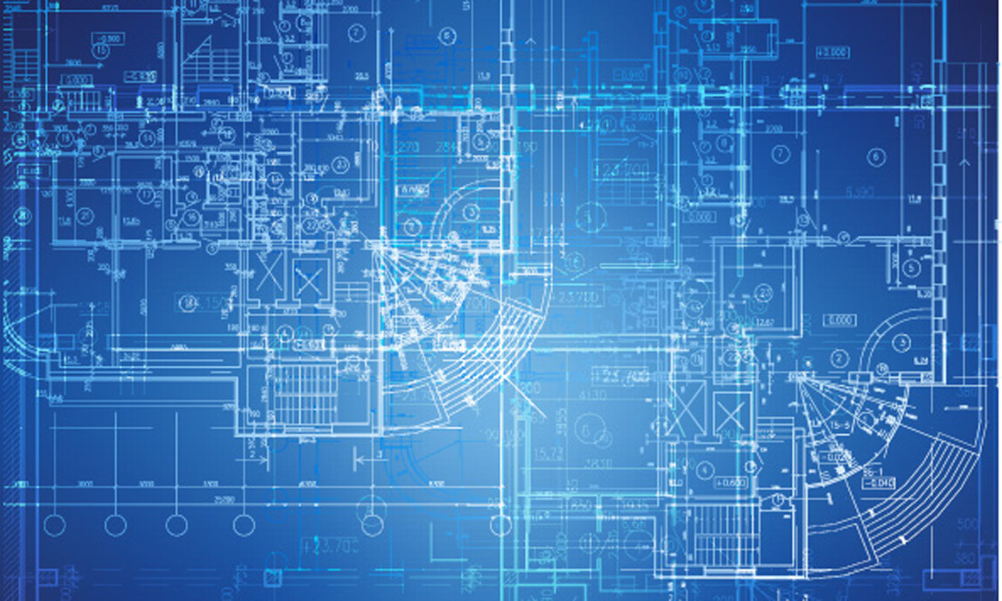 7 steps to create the architectural blueprint for a website for Where to print blueprints