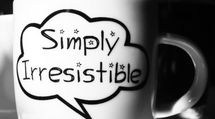 Simply Irresistible Mug - Writing Plugin TitlesSimply Irresistible Mug - Writing Irresistable Plugin Titles
