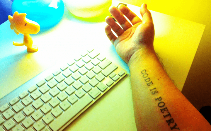 Code-is-Poetry-WordPress-tattoo