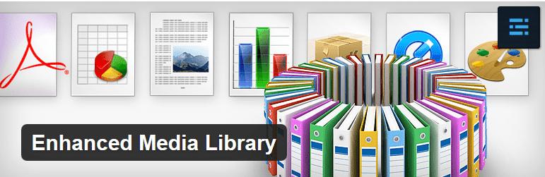enhanced media library