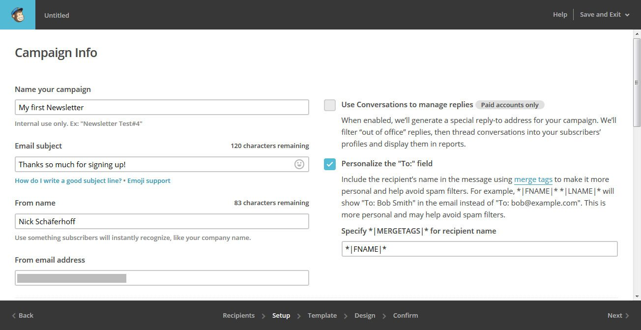 The Beginner S Guide To Using Mailchimp For Email Marketing