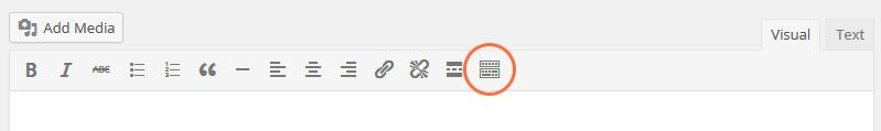 Toolbar Toggle WordPress Heading Tags Menu