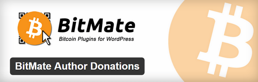 5 plugins to integrate bitcoin payments into wordpress bitmate author donations is a very simple plugin that displays a small bitcoin donation button at the end of your posts ccuart Image collections