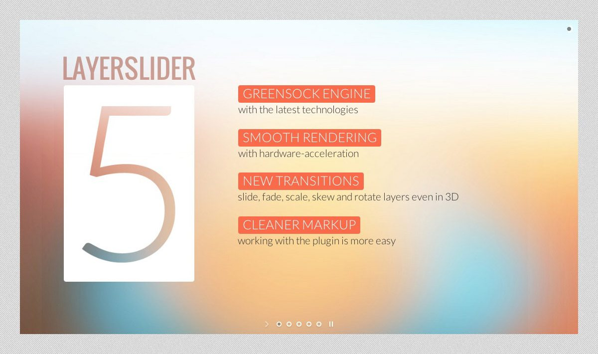 how to create a layer slider in wordpress