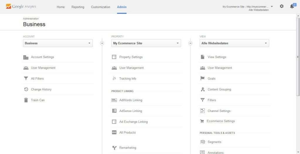 Google-Analytics-User-Management