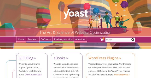 succcessful wordpress businesses Yoast