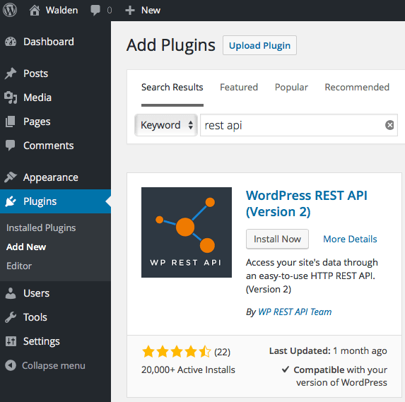 Developing A REST API App – Part 2: Adding And Testing Our Data