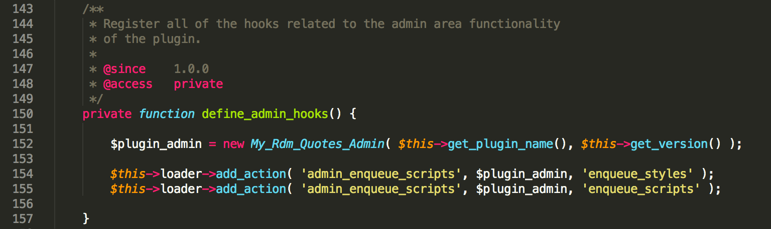 define-admin-hooks() function.