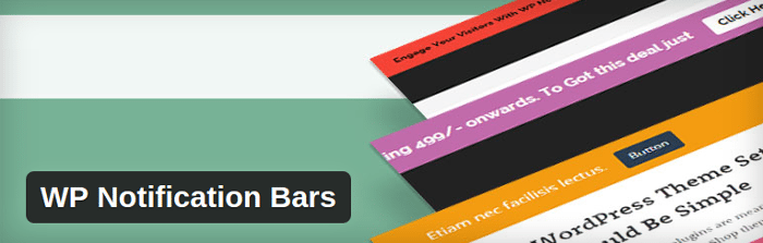 7 Top Notification Bar Plugins for WordPress | @thetorquemag