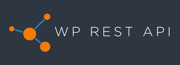 The WordPress REST API logo.
