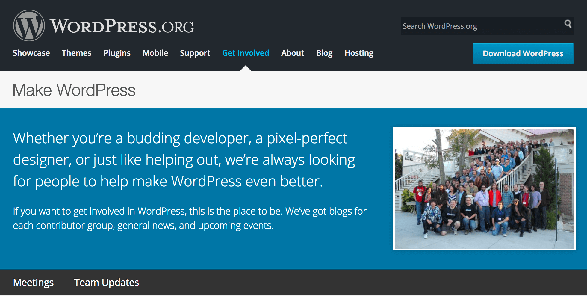 Make WordPress