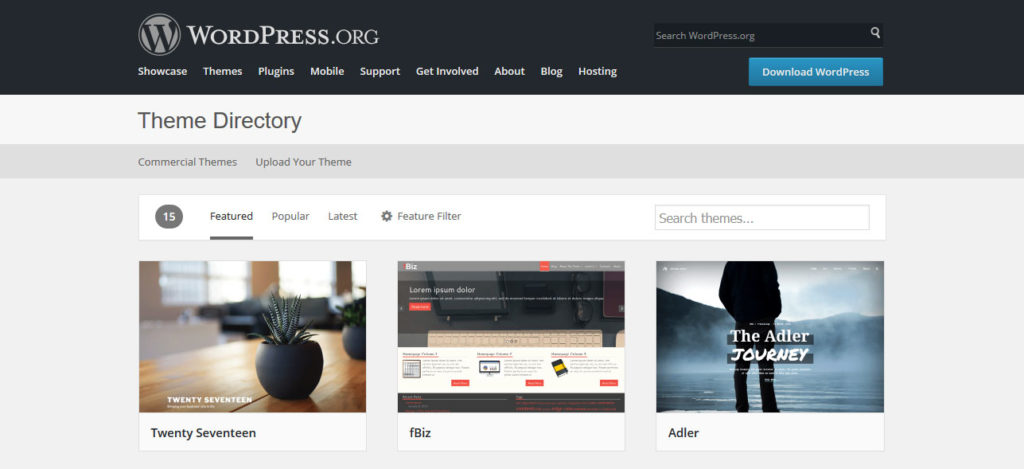 wordpress theme safety wordpress directory