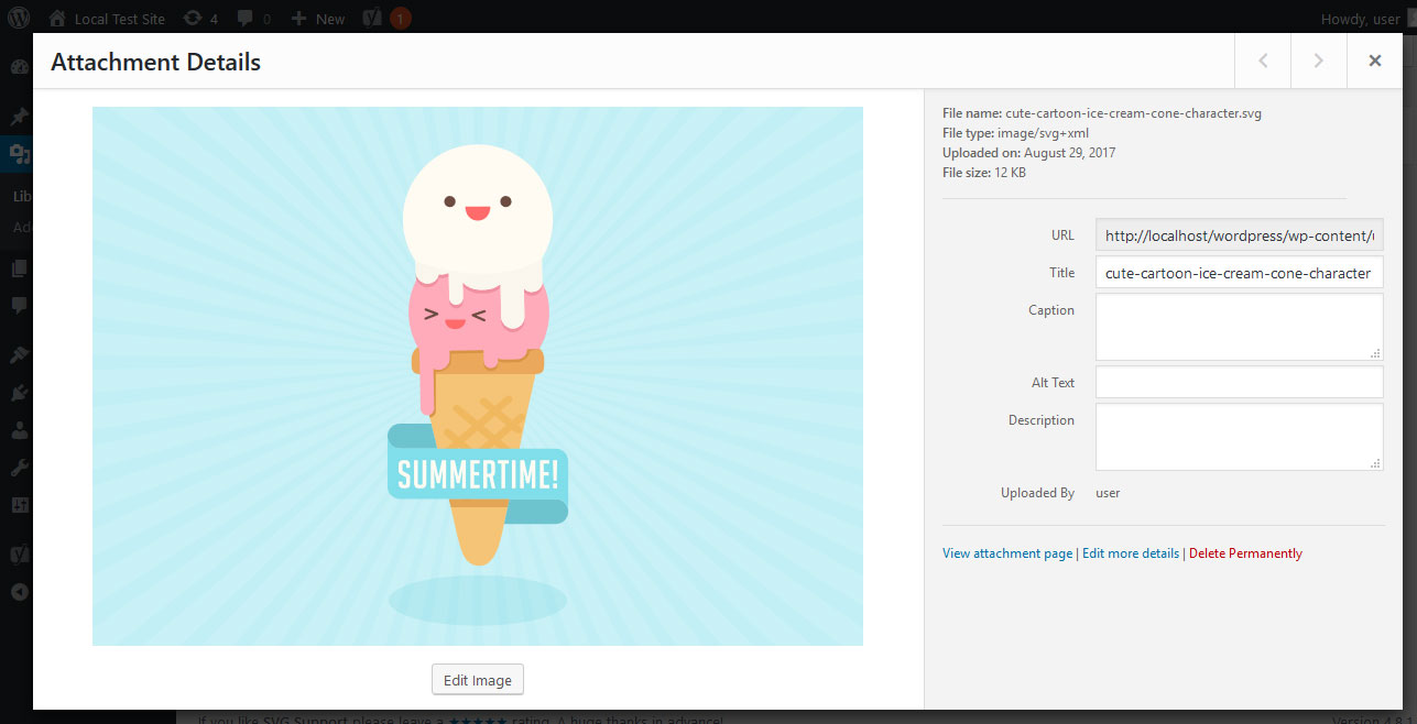 How to Create and Use Scalable Vector Graphics (SVG) in WordPress
