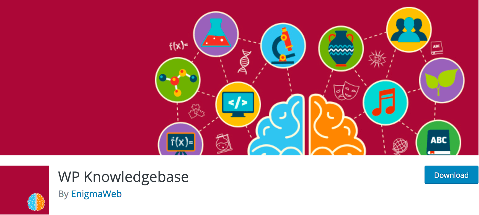 WP Knowledgebase plugin