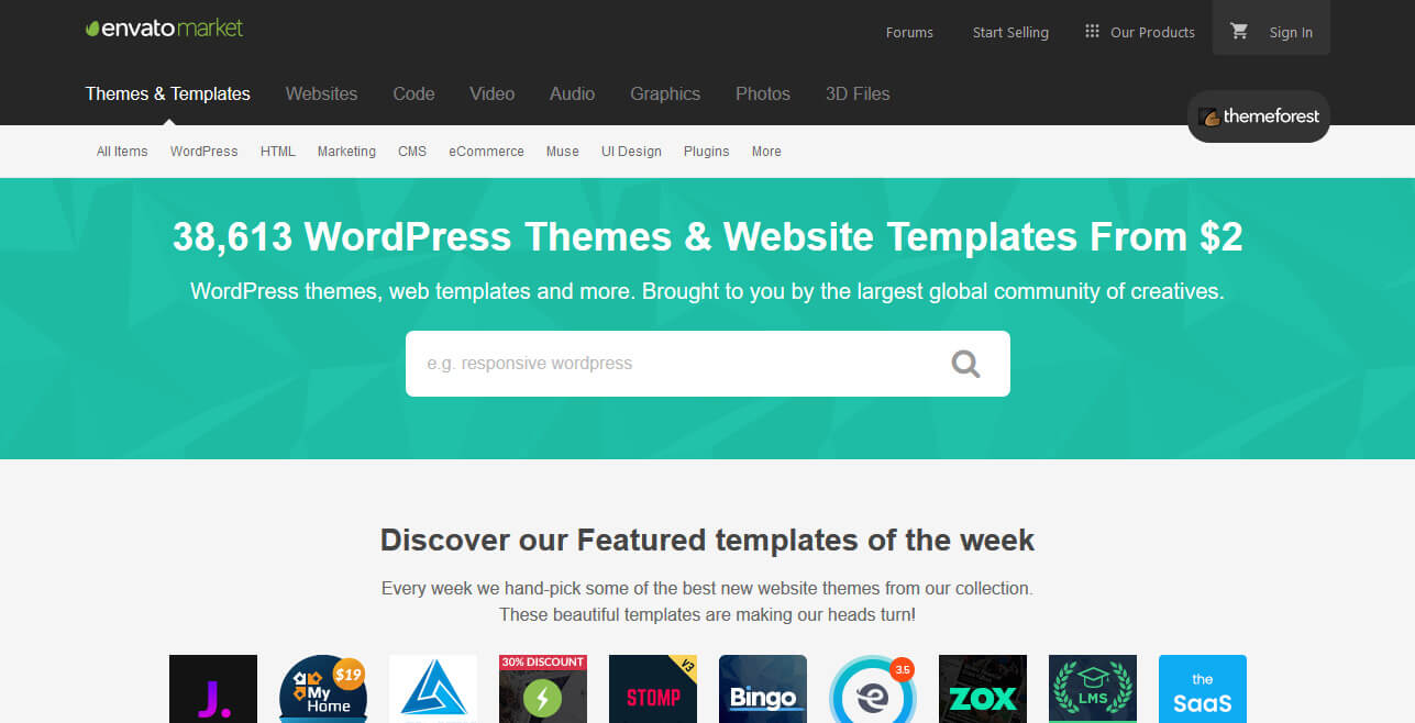 Where to Find WordPress Themes and Plugins (35+ Directory Alternatives)