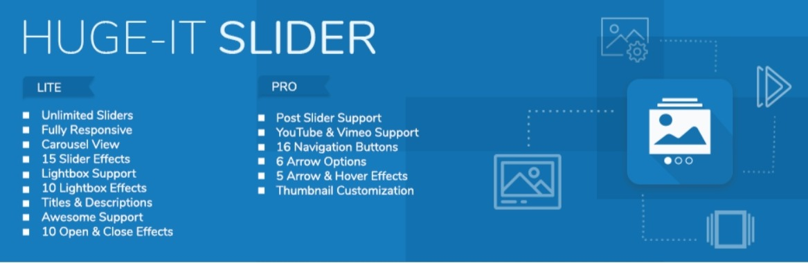 The Responsive Slider plugin