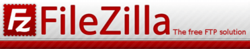 The FileZilla logo.