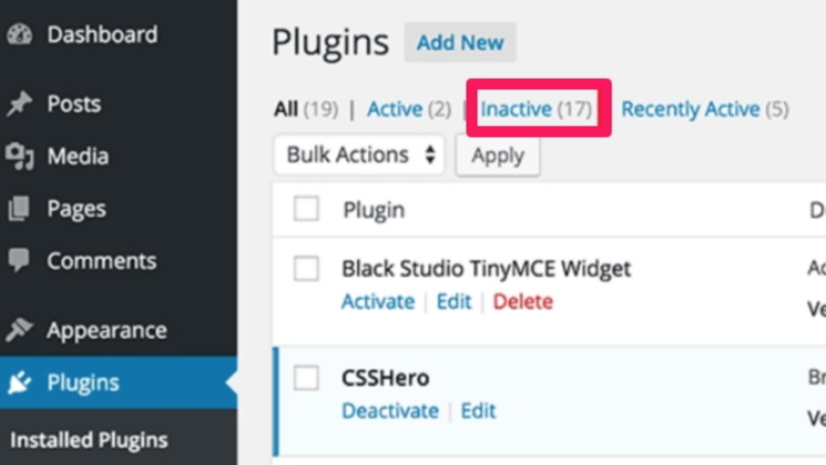 WordPress Plugins: How Many is Too Many?