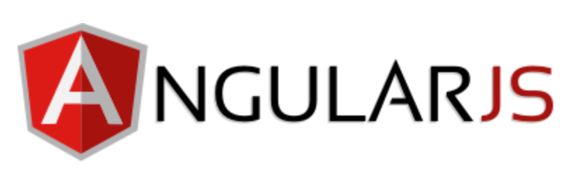 The AngularJS logo.
