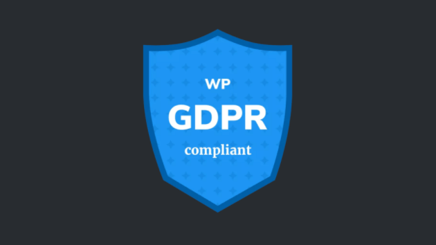 The GDPR for WordPress logo.