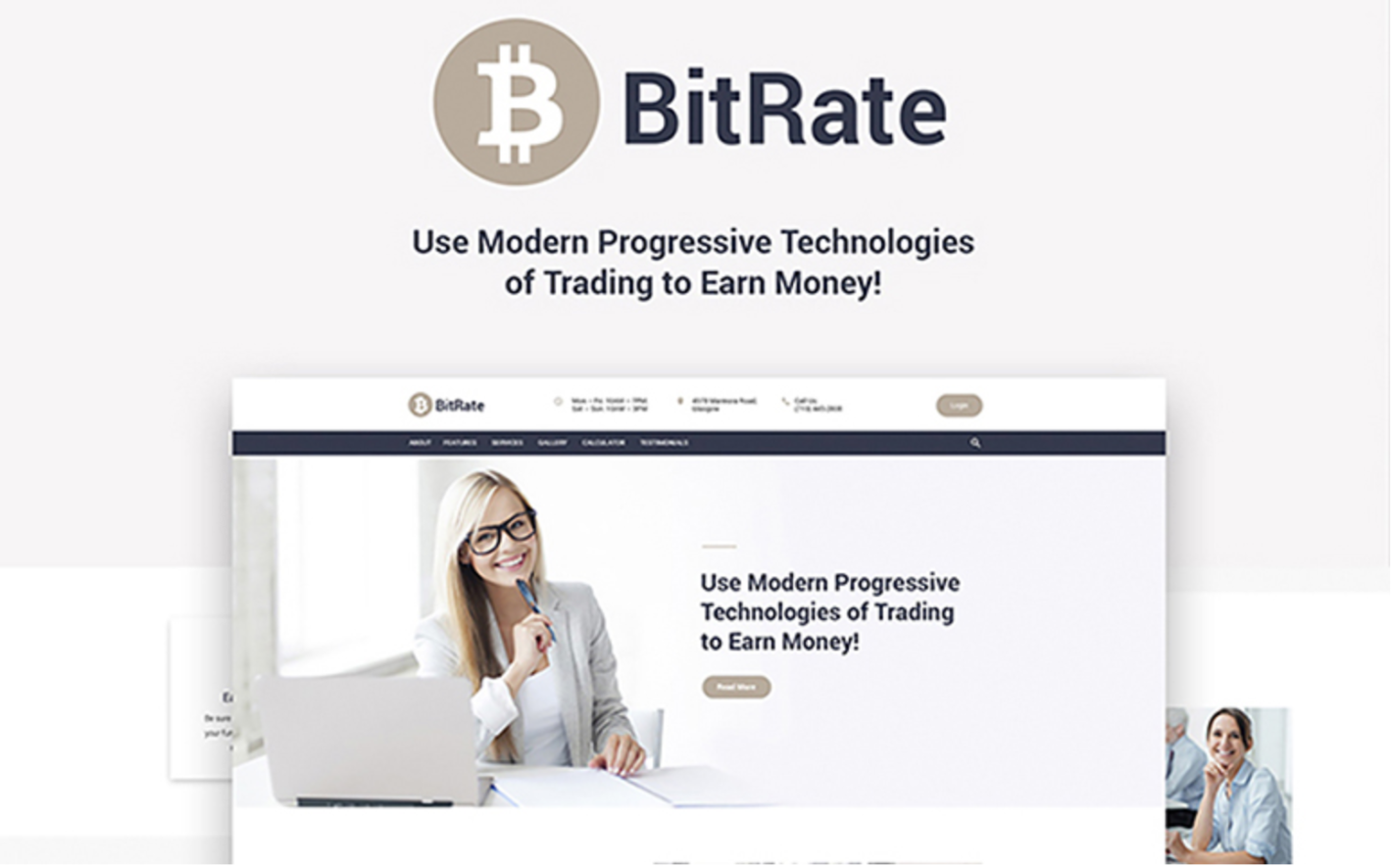 42219f18c 10 Free   Premium Cryptocurrency WordPress Themes  Features to Look For