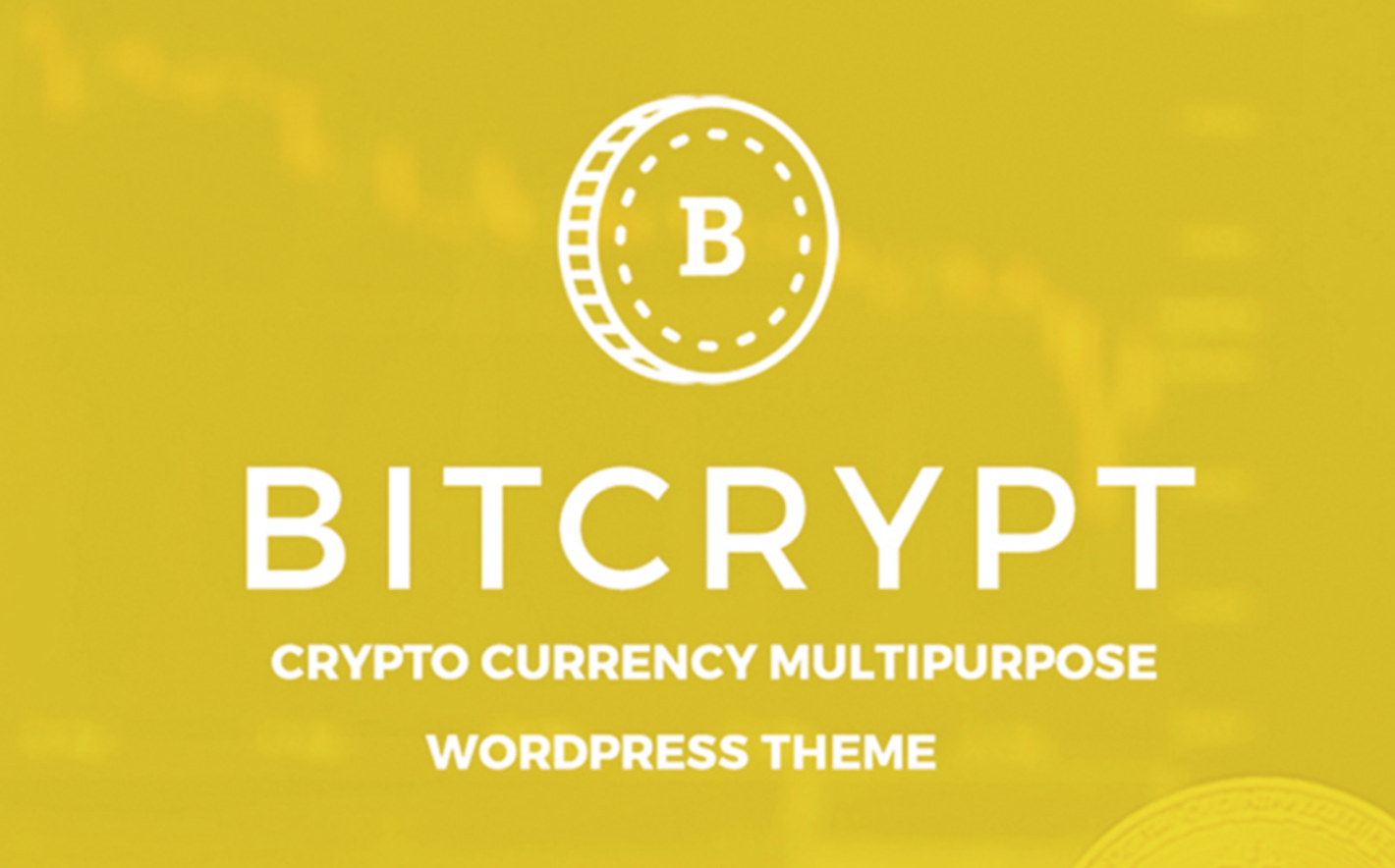 10 Free & Premium Cryptocurrency WordPress Themes: Features to Look For