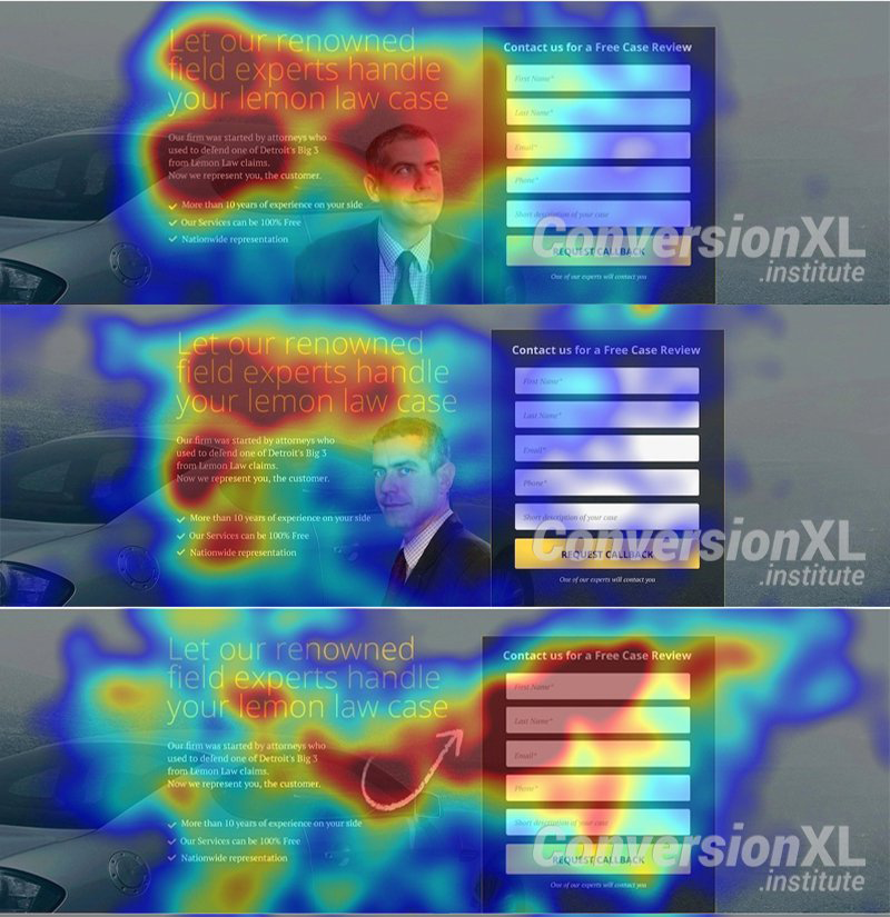 heatmaps example