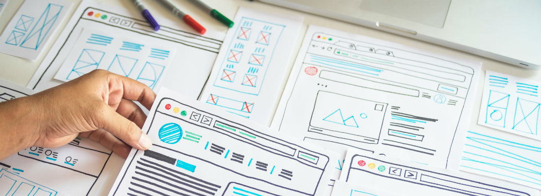 Best Wireframe & Prototype Tools for setting up a Website