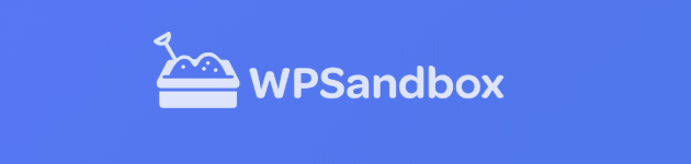 The WP Sandbox logo.