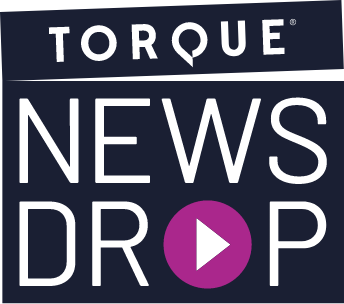 Torque News Drop Logo