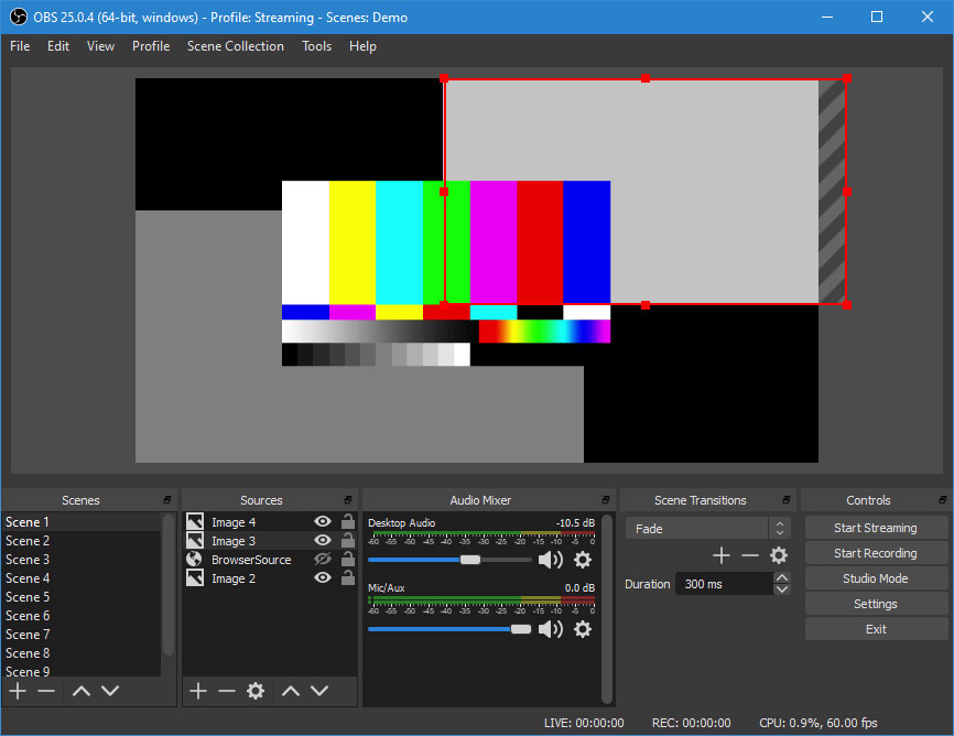 open broadcaster software lets you record your online meeting
