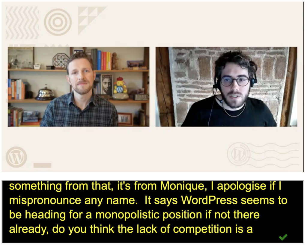 On-line is Improbable– WordCamp Europe 2020 thumbnail