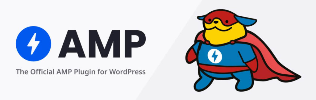 The official AMP for WordPress plugin.
