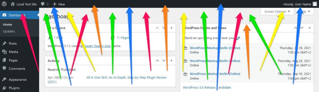 Customize the WordPress Admin Toolbar: Why and  Construct It thumbnail