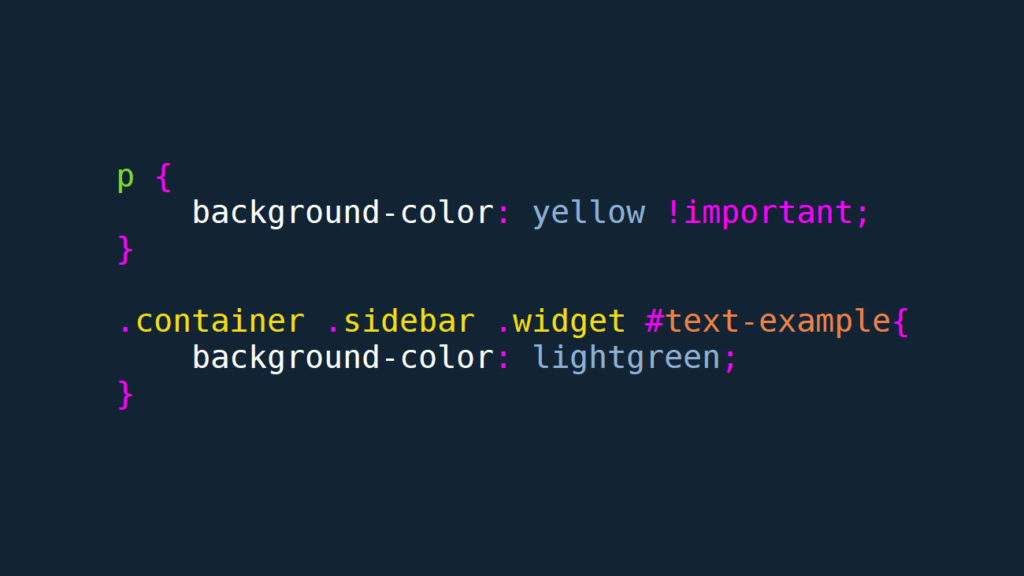 CSS Specificity: A Detailed Handbook (Incl. Most efficient Practices, Examples) thumbnail